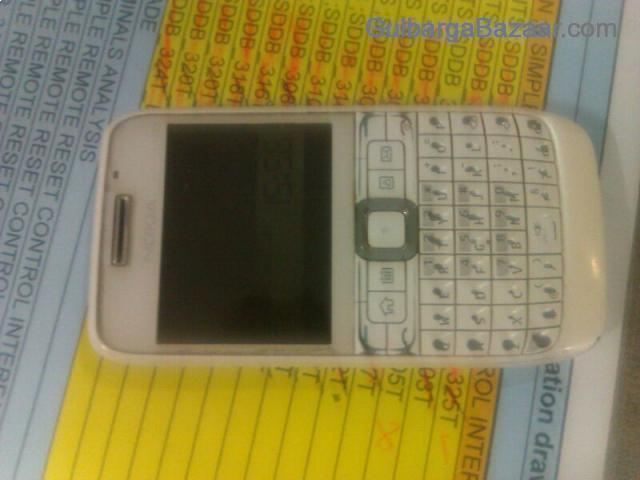 I WANT TO SELL MY NOKIA E63 MOBILE