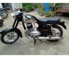 JAWA bike 250cc 1971 model fully loaded