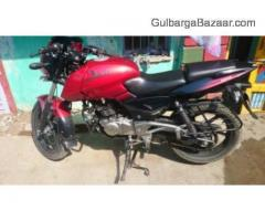 2012 Black Bajaj Pulsar 180 Bike Mileage 20000Km on Sale in Shahbazar