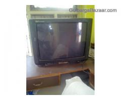 tushiba 29 enches TV