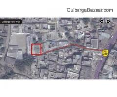 House cum Plot for Sale 40*60 at Humnabad Base
