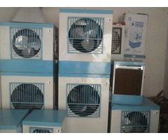 pad type air cooler