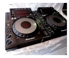 For Sale 2X Pioneer CDJ-900 + DJM-900 Nexus Package
