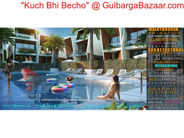 Gulbarga 3D Architectural Rendering Services 105#