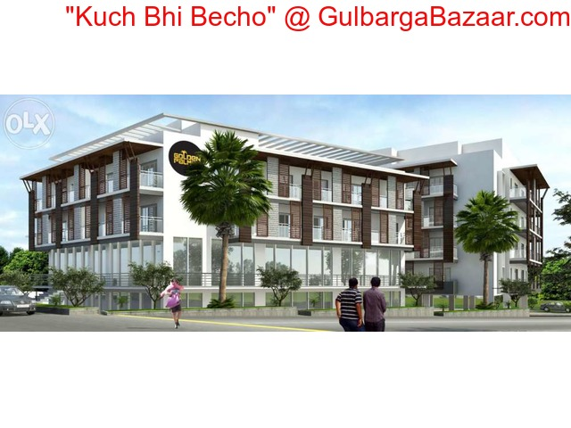 Apartment for sell in 2&3BHK in Gulbarga