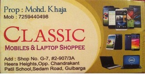 Classic Mobiles Laptop Shoppee