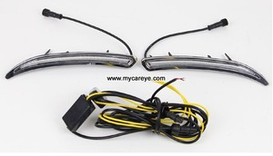 Opel Insignia DRL LED Daytime driving Lights turn signal indicators