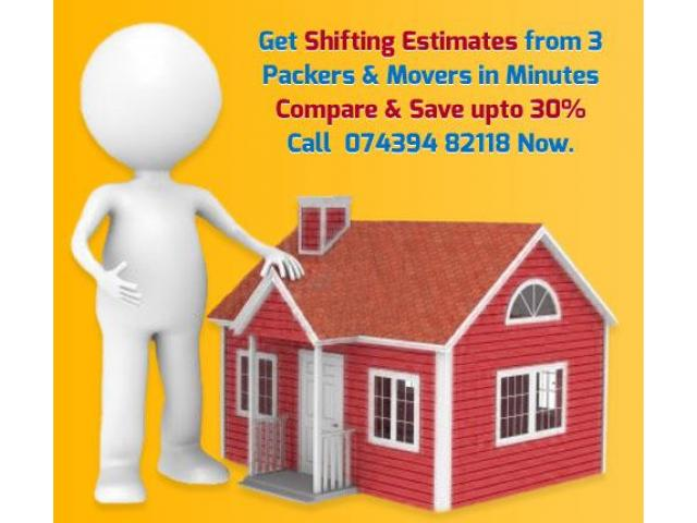 Packers and Movers in Gulbarga | Contact 07439482118 for Home Shifting Services
