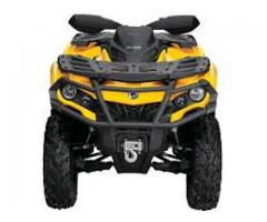 FOR SALE can am side by side