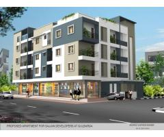 GDA Approval Flats for sale in gulbarga