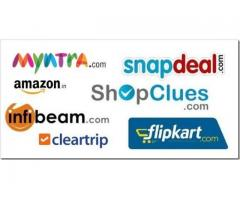 Ecommerce product upload Listing service Delhi