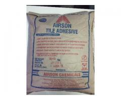 Tile Adhesive manufacturer in Surpur - Airson Chemical