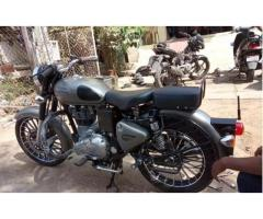 royal enfield classic 2016 model 6000km