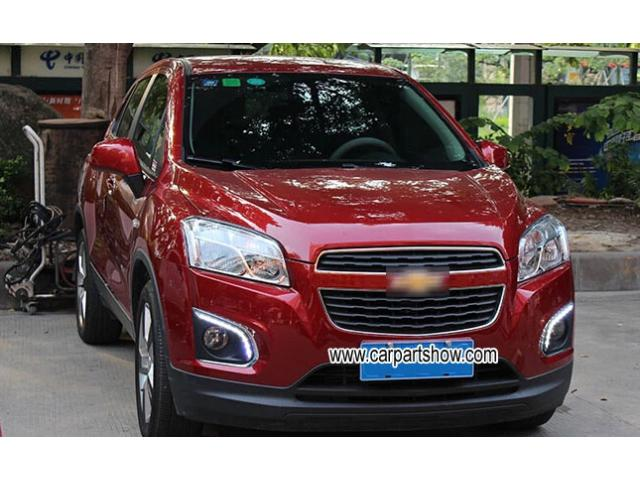 Chevrolet Trax DRL LED Daytime Running Lights lamp Car headlights parts Fog lamp cover LED-499CT