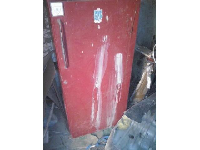 Fridge red colour sell