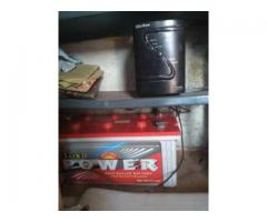 Inverter battery sukam 400Va for sale