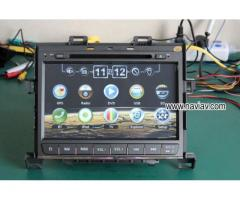 Android 4.2 Toyota Alphard DVD GPS wifi 3g OBD2 Automobile Data Recorder TPMS NAV-T7517A