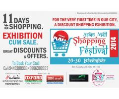 Asian Mall Shopping Festival December 2014