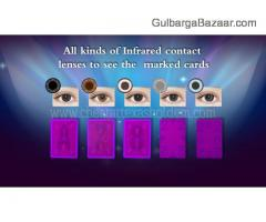 IR contact lenses USA Johnson and Johnson
