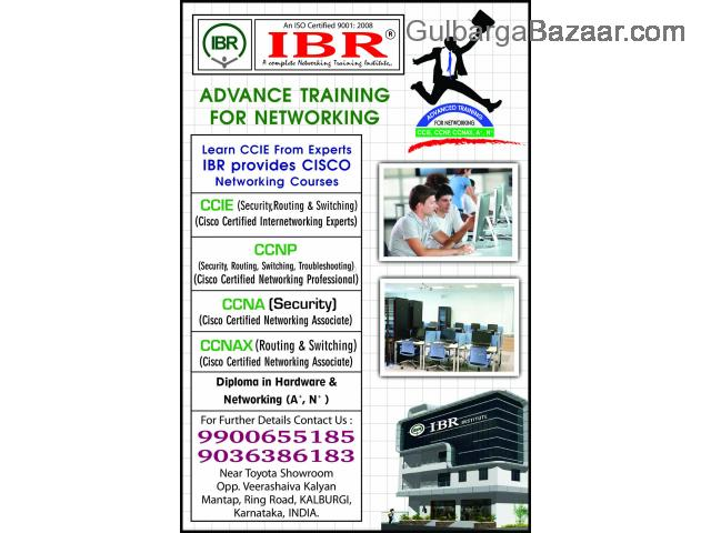 advance networking courses